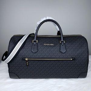 🌺NWT Michael Kors Travel duffle bag black carryon